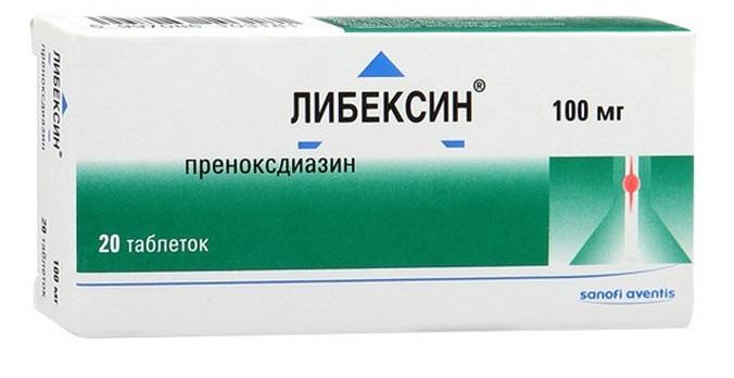 таблетки от сухого кашля взрослым при гриппе