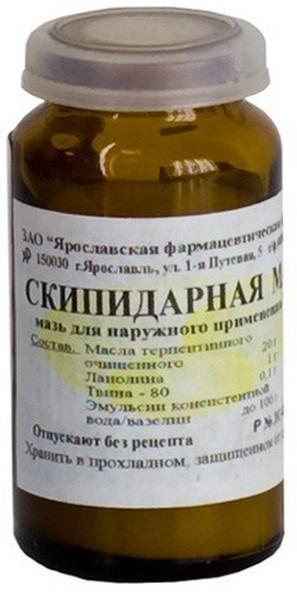 скипидар лечение от паразитов